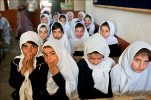 Ecole Malalai Panjshir Afghanistan