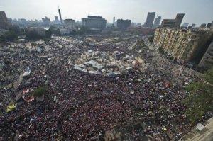 Protest Tahrir, Egypt