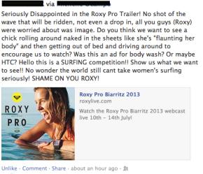 Revolting Roxy Teaser Biarritz