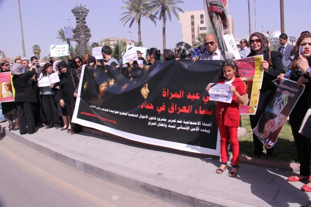 """International Women's Day a """"day of mourning"""""""
